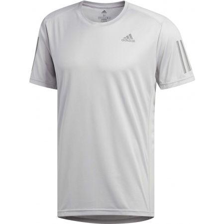 Мъжка тениска - adidas OWN THE RUN TEE - 1