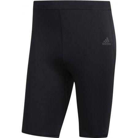 adidas OWN THE RUN TGT - Pánske elastické šortky