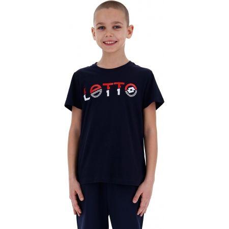 Chlapecké triko - Lotto BTS TEE LOGO JS B - 4