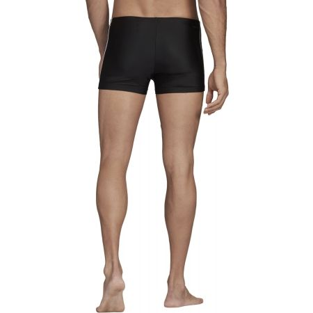Men's swim shorts - adidas FIT BX 3S - 4