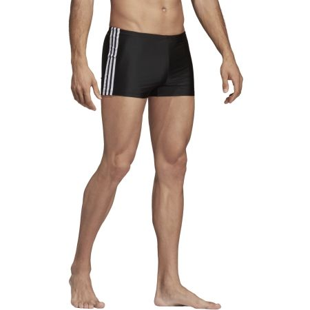 Men's swim shorts - adidas FIT BX 3S - 5