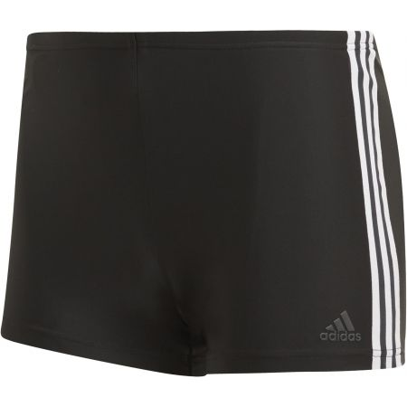 Men's swim shorts - adidas FIT BX 3S - 1