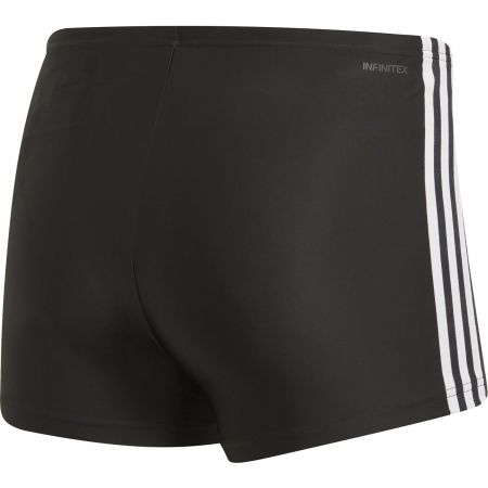 Men's swim shorts - adidas FIT BX 3S - 2
