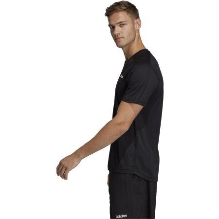 Мъжка тениска - adidas DESIGN2MOVE TEE PLAIN - 7