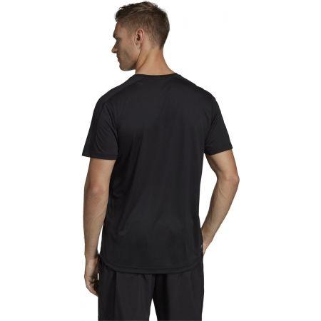 Мъжка тениска - adidas DESIGN2MOVE TEE PLAIN - 5