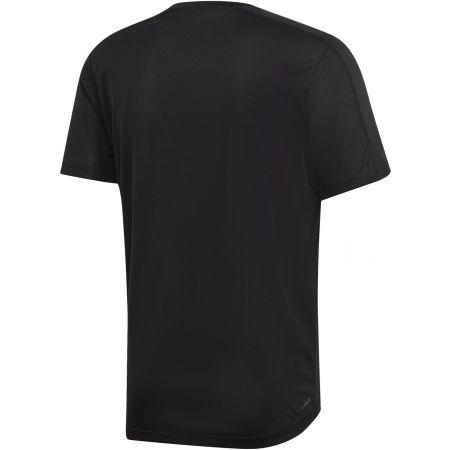 Мъжка тениска - adidas DESIGN2MOVE TEE PLAIN - 2