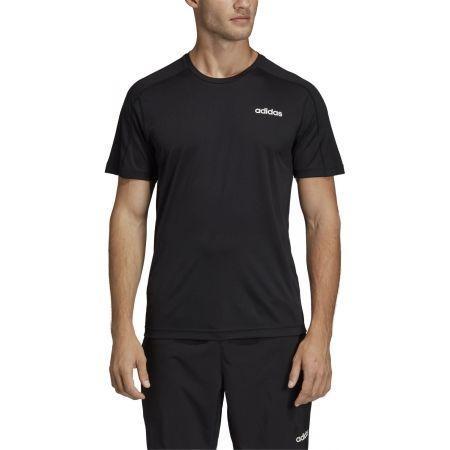 Мъжка тениска - adidas DESIGN2MOVE TEE PLAIN - 3