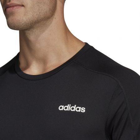 Мъжка тениска - adidas DESIGN2MOVE TEE PLAIN - 8