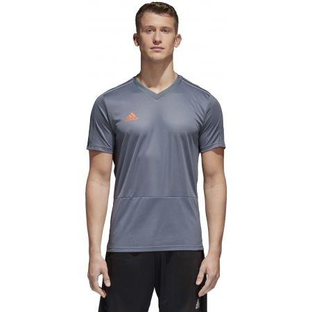 Pánský tréninkový dres - adidas CON18 TR JSY - 4