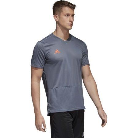 Pánský tréninkový dres - adidas CON18 TR JSY - 6