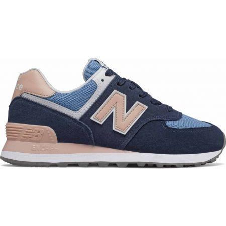 Dámská vycházková obuv - New Balance WL574WND - 1