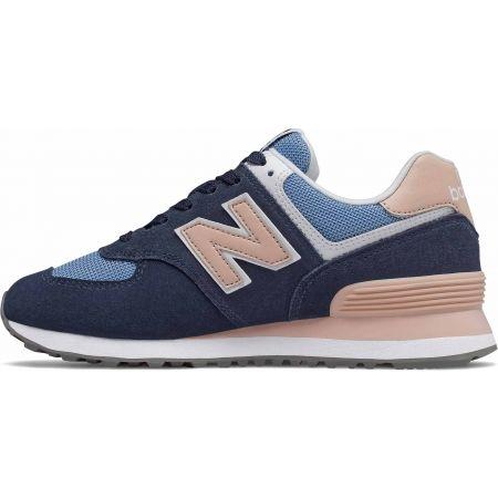 Dámská vycházková obuv - New Balance WL574WND - 2