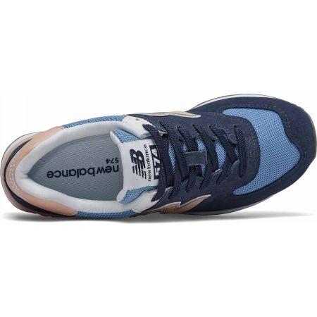 Dámská vycházková obuv - New Balance WL574WND - 3