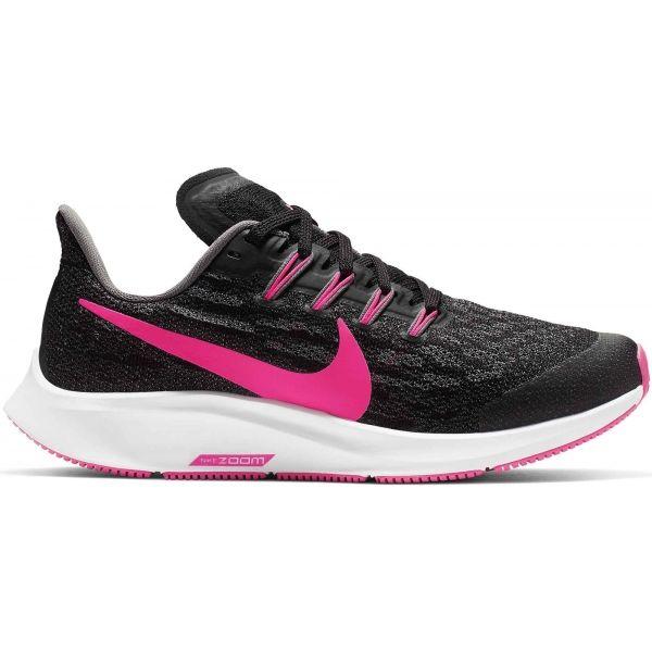 Nike AIR ZOOM PEGASUS 36 JR - Dievčenská bežecká obuv