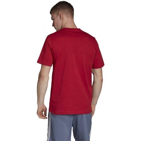 Pánske tričko - adidas E LIN TEE - 5