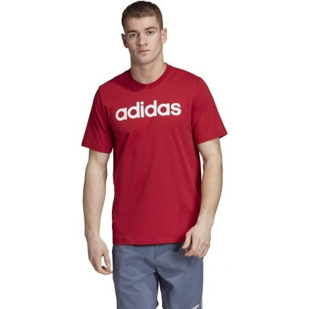 Pánske tričko - adidas E LIN TEE - 4