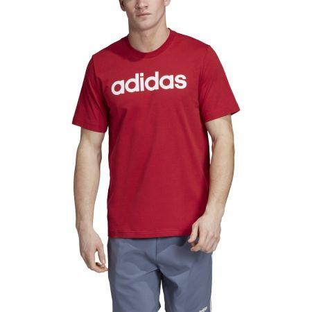 Pánske tričko - adidas E LIN TEE - 3