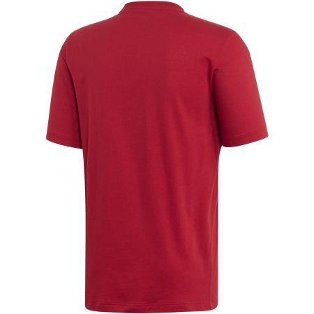 Pánske tričko - adidas E LIN TEE - 2