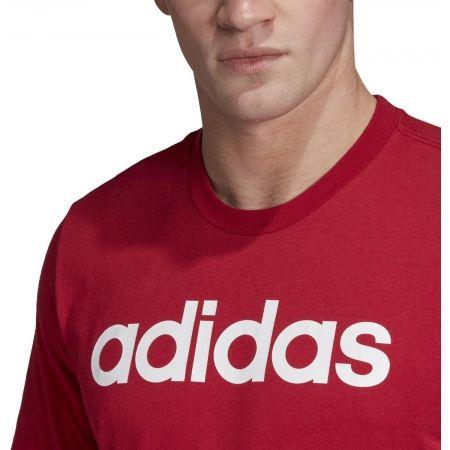 Pánske tričko - adidas E LIN TEE - 8
