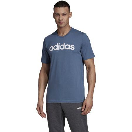 Pánské tričko - adidas E LIN TEE - 4