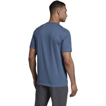 Pánské tričko - adidas E LIN TEE - 5