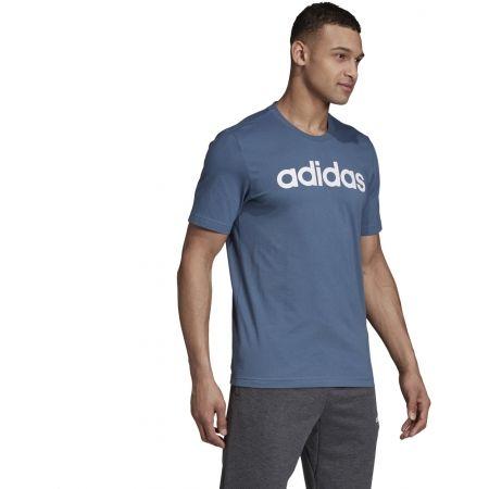 Pánské tričko - adidas E LIN TEE - 6