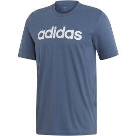 adidas E LIN TEE - Pánské tričko