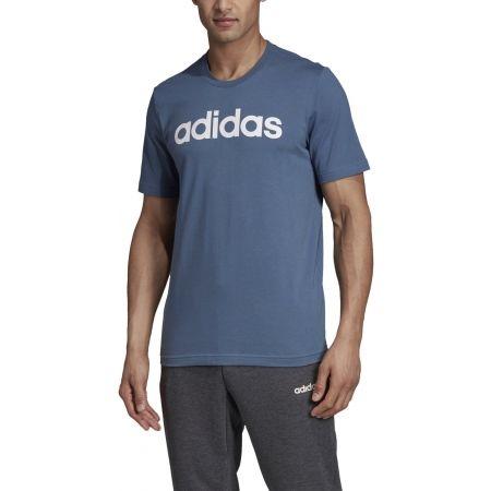 Pánské tričko - adidas E LIN TEE - 3