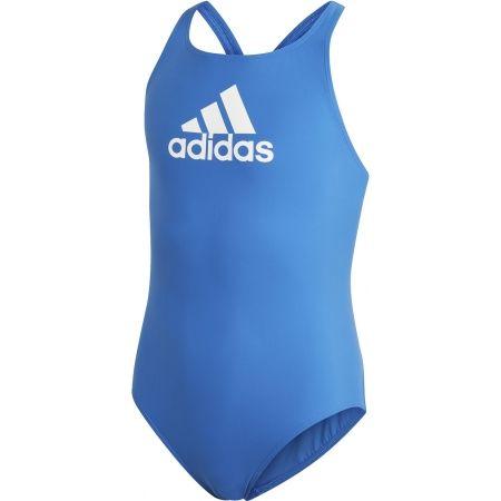 Dívčí plavky - adidas YA BOS SUIT - 1