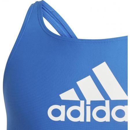 Dívčí plavky - adidas YA BOS SUIT - 3