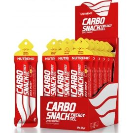 Nutrend CARBOSNACK 50G CITRON
