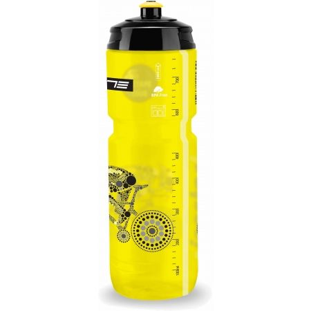 Ekologická sportovní láhev - Isostar BIDON BIO SUPERLOLI CYKLISTA 800ML - 2