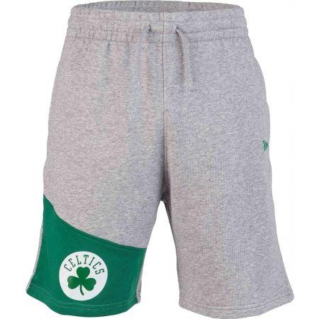 Men's shorts - New Era NBA COLOUR BLOCK BOSTON CELTICS - 1