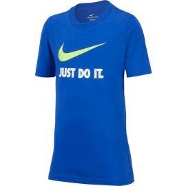 Nike NSW TEE JDI SWOOSH - Chlapecké tričko