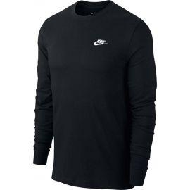 Nike NSW CLUB TEE - LS - Pánske tričko