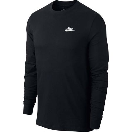 Nike Men's M Nsw Club Tee Ls Long Sleeved T Shirt