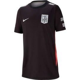 Nike NYR B NK DRY TOP SS - Chlapecké tričko