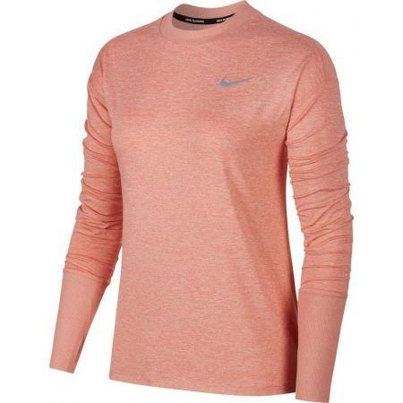 Nike ELMNT TOP CREW - Dámske bežecké tričko