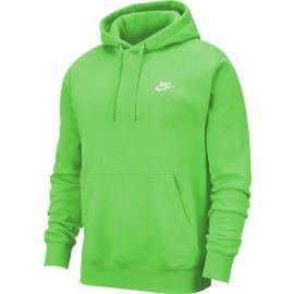 Nike NSW CLUB HOODIE PO BB - Férfi pulóver