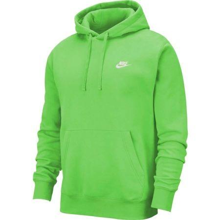 Bluza męska - Nike NSW CLUB HOODIE PO BB - 1