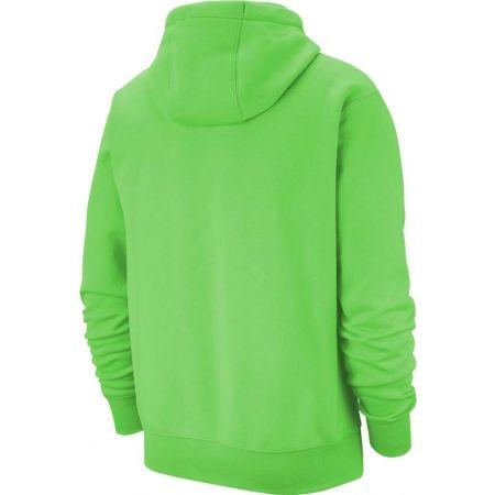 Bluza męska - Nike NSW CLUB HOODIE PO BB - 2