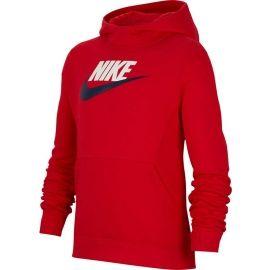 Nike NSW PO HOODIE CLUB FLC HBR - Jungen Hoodie