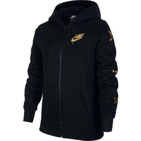 Nike NSW NIKE AIR FLC FZ - Girls' hoodie
