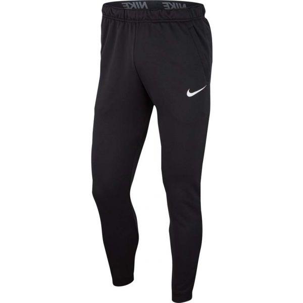 Nike DRY PANT TAPER FLEECE černá S - Pánské tepláky