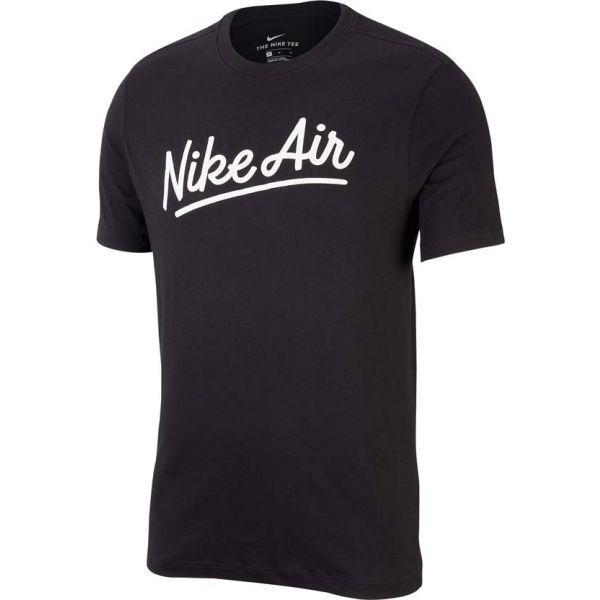 Nike NSW SS TEE NIKE AIR 1 černá S - Pánské tričko