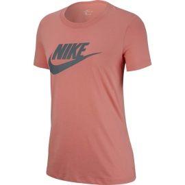 Nike NSW TEE ESSNTL ICON FUTURA - Tricou de damă