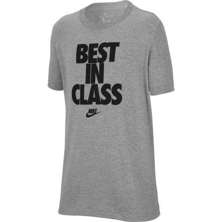 Chlapčenské tričko - Nike NSW TEE BEST IN CLASS - 1