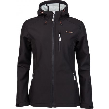 Women's softshell jacket - Crossroad FLORY - 1