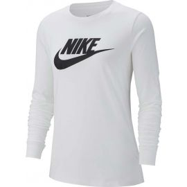 Nike NSW TEE ESSNTL LS ICON FTRA - Damen T-Shirt