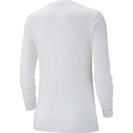 Dámské triko - Nike NSW TEE ESSNTL LS ICON FTRA - 2